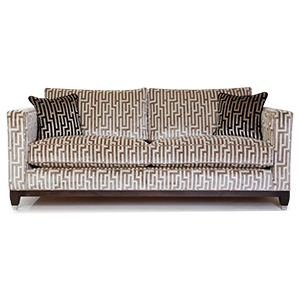 Gascoigne Designs Burlington Three Seater Sofa
