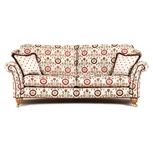 Gascoigne Designs Captiva Three Seater Sofa