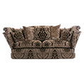 Gascoigne Designs Emperor Knole Three And A Half Seater Knole Sofa