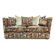 Knole Sofas at kings of Nottingham