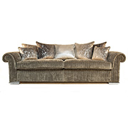 Gascoigne Designs Hampton Group of Sofas 3.5, 2.5 and 1.5 Seaters