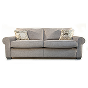 Gascoigne Designs Casablanca 3 Seater and 2 Seater Sofas with Chair