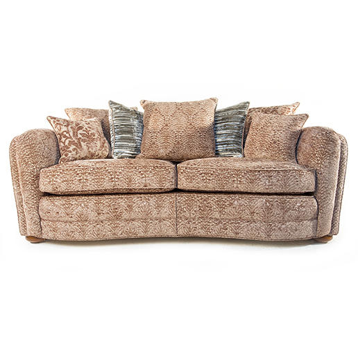 Gascoigne Designs Vienna 3 Seater Sofa and Chair 5