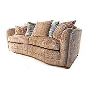 Gascoigne Designs Vienna 3 and 2.5 Seater Sofa and Chair