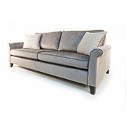 Henderson Russell Henley Standard Sofa Barnaby Sand Fabric