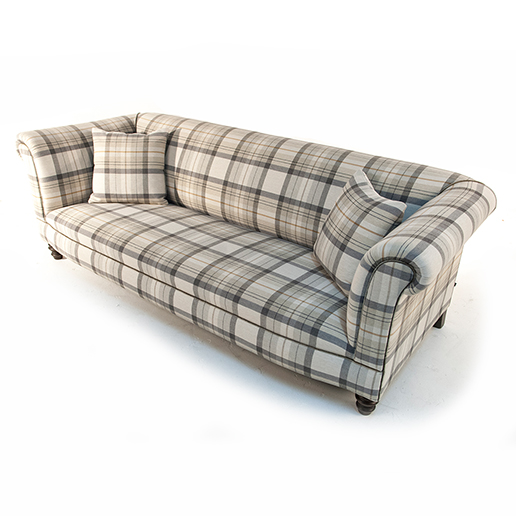 Henderson Russell Valentine Sofa in Wool Tweed 3
