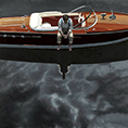 Iain Faulkner - Afloat (Framed) - Limited Edition Artworks at Kings Interiors Nottingham