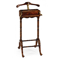 Jonathan Charles Select Collection Mahogany Valet Stand w/ Stud Box QS 492443 / Jonathan Charles Fine Furniture at Kings always for the best service and prices