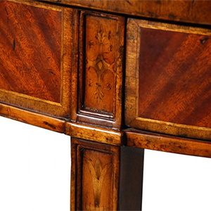 Jonathan Charles Select Collection Buckingham Mahogany Console Table ST 492757 / Jonathan Charles Fine Furniture at Kings always for the best service and prices