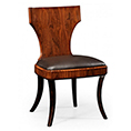 Jonathan Charles Select Collection Santos Art Deco Klismos Chair QS 494090 / 494035 / Jonathan Charles Fine Furniture at Kings always for the best service and prices