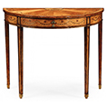 Jonathan Charles Select Collection Versailles Sheraton Console Table QS 492758 / Jonathan Charles Fine Furniture at Kings always for the best service and prices