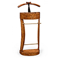 Jonathan Charles Select Collection Windsor Valet Stand w/ Collar and Tie QS 494296 / Jonathan Charles Fine Furniture at Kings always for the best service and prices