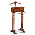 Jonathan Charles Select Collection Walnut Valet Stand ST 494297 / Jonathan Charles Fine Furniture at Kings always for the best service and prices
