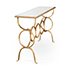 Jonathan Charles Select Collection Luxe Loop Console Table QS 494156 /  Jonathan Charles Fine Furniture at Kings always for the best service and prices