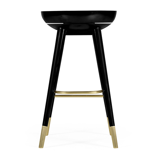 Jonathan Charles Op Art Collection Swivel Bar Stool 500086 BS SWB. 3