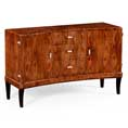 Jonathan Charles Santos Art Deco Curved Sideboard 494326/494327 at Kings always for the better deal