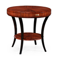 Jonathan Charles Santos Art Deco Side Table with Drawer 494000/494081 at Kings always for the better deal