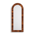 Jonathan Charles Select Collection Santos Art Deco Full Length Mirror 494153 / Jonathan Charles Fine Furniture at Kings always for the best service and prices