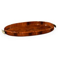 Jonathan Charles Santos Art Deco Oval Tray 494425 at Kings always for the best service and prices