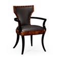 Jonathan Charles Santos Art Deco Arm Chair 494586/494586 at Kings always for the best prices