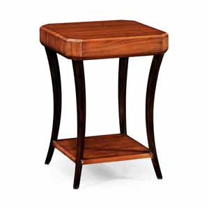 Jonathan Charles Santos Art Deco Style Square Side Table at Kings always for the better deal