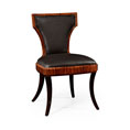 Jonathan Charles Select Collection Santos Art Deco Side Chair ST 494587/494589 / Jonathan Charles Fine Furniture at Kings always for the best service and prices