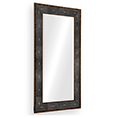 Jonathan Charles Metropolitan Anthracite Floor Mirror 494627 / Jonathan Charles Fine Furniture at Kings always for the best service and prices