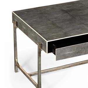 Jonathan Charles Shagreen Coffee Table / Jonathan Charles Fine Art Deco Furniture at Kings for luxury furniture online and in store