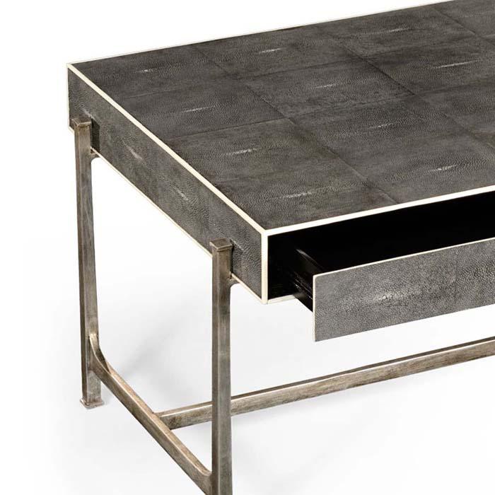 Jonathan Charles Shagreen Coffee Table / Jonathan Charles Fine Art Deco  Furniture At Kings For Luxury