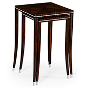 Jonathan Charles Soho Collection Macassar And Ebony Nest of Tables 495160 AMA