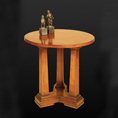 REH Kennedy Classic Circular Lamp Table 5020 / R.E.H Kennedy Classic Circular Lamp Table 5020 / Kennedy Fine Furniture at Kings always for the best prices and service