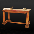 REH Kennedy Classic Writing/Console table With Draw 5014 / R.E.H. Kennedy Classic Writing/Console table With Draw 5014 / Kennedy Fine Furniture at Kings always for the best prices and service