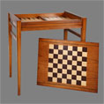 REH Kennedy Deco Games Table 4776 / R.E.H. Kennedy Deco Games Table 4776 / Kennedy Fine Furniture at Kings always for the best prices and service