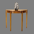 REH Kennedy Half Moon Console Table / R.E.H. Kennedy Half Moon Console Table / Kennedy Fine Furniture at Kings always for the best prices and service