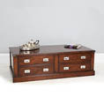REH Kennedy Military Chest Coffee Table 4759 / R.E.H. Kennedy Military Chest Coffee Table 4759 / Kennedy Fine Furniture at Kings alway for the best prices and service
