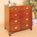 REH Kennedy Military 4492 Chest of Drawers