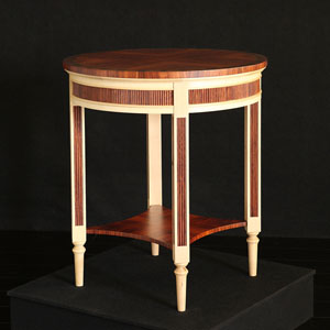 REH Kennedy Special Commision Lamp Table 2
