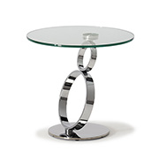 Kesterport Rings Lamp Table