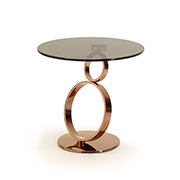 Kesterport Rose Lamp Table