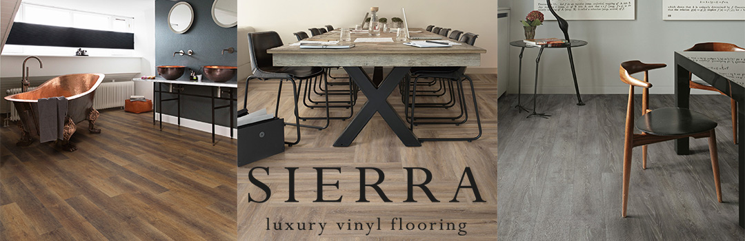 Sierra Luxury Vinyl Tiles