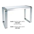 Lychee Oasis Glass Console Table at Kings who will always provide the best prices and service