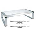 Lychee Oasis Glass Rectangular Coffee Table at Kings who will always provide the best prices and service