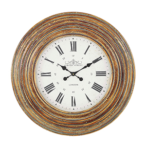 Mindy Brownes Aaron Wall Clock JL003