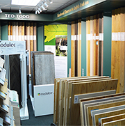 West Bridgford Ted Todd Wood, Amtico and Natural Flooring Showroom