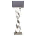 RV Astley Roma Nickel Floor Lamp 5112
