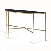 glass and metal furniture desk astley adare range console table 8150 glass and metal furniture
