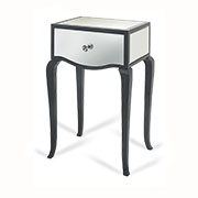 R V Astley Carn Mirrored Side Table 8796