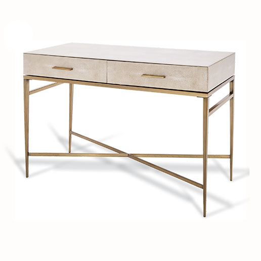 R V Astley Esta 2 Drawer Console Table 8011