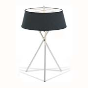 R V Astley Arlo Tripod Table Lamp 5457 ( Including Shade )