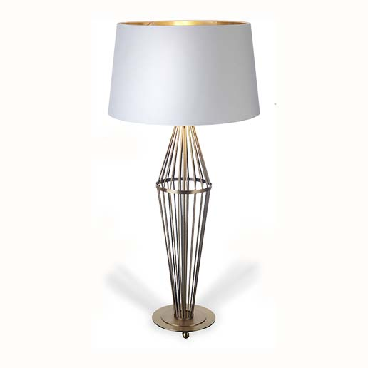 R V Astley Macy Table Lamp 50109 ( Including Shade )